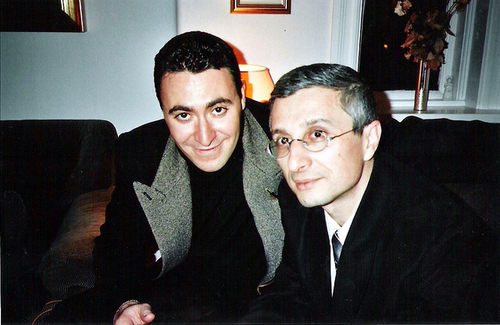 with Maxim Vengerov